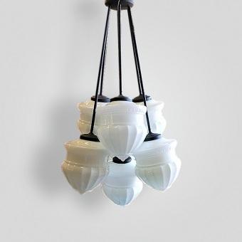 7201 Acorn Chandelier - ADG Lighting Collection