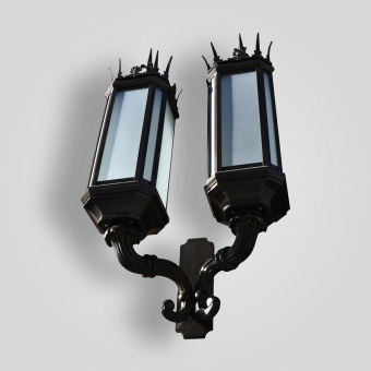 450-mb2-br-w-shwoca-historic-spiked-lantern-double-head-adg-lighting-collection