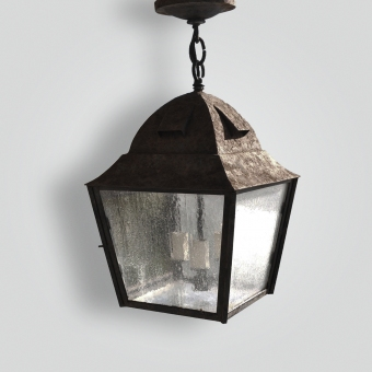 80499-cb2-ir-h-ba-rustic-square-lantern - ADG Lighting Collection