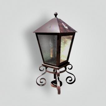 710-cb4-ir-p-ba-mount-rustico-pilaster-lantern-adg-lighting-collection