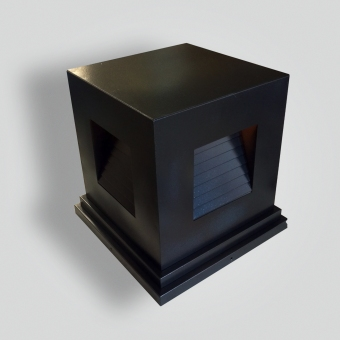 792-ind-br-p-sh-induction-square-pilaster-light - ADG Lighting Collection