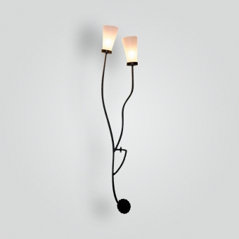 6200 Loris Lily Large Sconce - ADG Lighting Collection