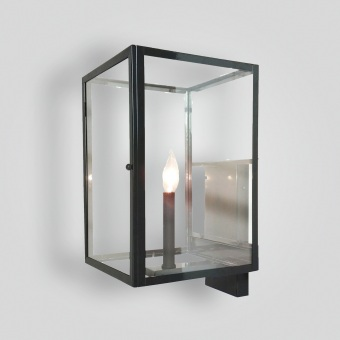 292.5 cb1-jc-w-sh Kim's Boxster Wall Lantern - ADG Lighting Collection