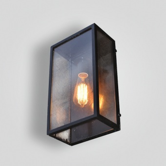 298-mb1-ir-w-ba Barstock Iron Light - ADG Lighting Collection