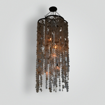 5391-mb9-st-h-ba-capiz-shell-chandelier-9-light-jellyfish-chandelier-transitional-light-fixture-chandelier - ADG Lighting Collection