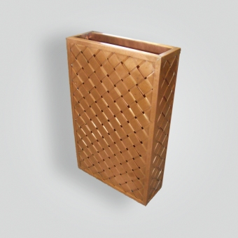 5976-LED-co-w-sh-copper-basket-weave-wall-sconce-ADG-Lighting-Collection