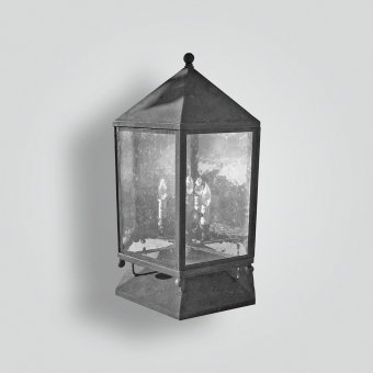 680-cb5-jc-p-ba-6-sided-pilaster-lantern - ADG Lighting Collection