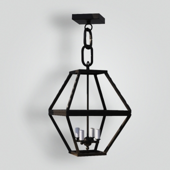 700-cb4-ir-pen-ba-wrought-iron-open-frame-collection - ADG Lighting Collection