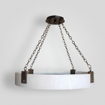 7169.1 Alabaster Ring - ADG Lighting Collection