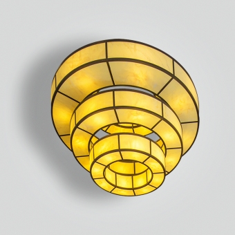 7193-san-jaquin-ring-pendant-layered - ADG Lighting Collection