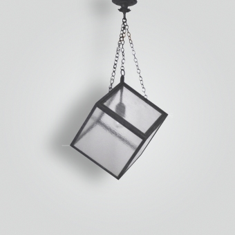 7272-mb1-br-sh-cube-pendant - ADG Lighting Collection