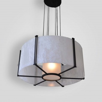 76103-mb1-acst-h-ba-acrylic-ring-chandelier-LED-Light-Fixture-Contemporary-ADG-Lighting-Collection