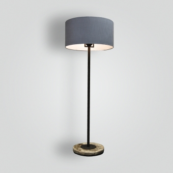 8025-mb1-st-loutdoor-floor-lamp-distressed-concrete-base - ADG Lighting Collection