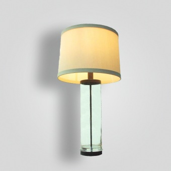 8060-mb1-brgl-l-sh Pyrex Lamp - ADG Lighting Collection