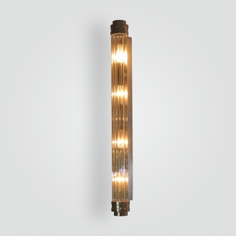 90762-Glass-Rod-Nickel-Sconce-ADG-Lighting-Collection
