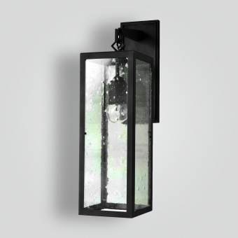966a-mb1-br-w-ba-transitional-lantern-bracket-arm-lantern - ADG Lighting Collection