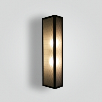 968-55-mb2-s-ir-w-shChicken-Wire-Glass-Wall-Sconce-ADG-Lighting-Collection