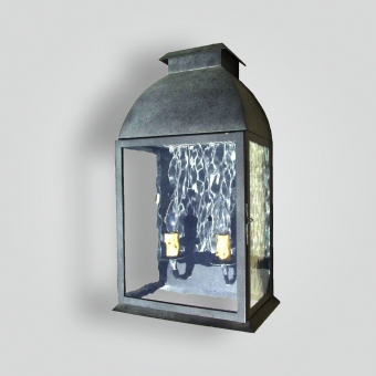 1010-cb2-br-w-sh-Cottage-Lantern-water-glass-ADG-Lighting-Collection