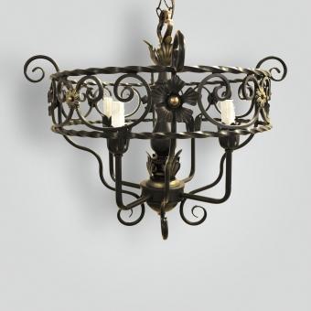 2055-mb4-ir-h-ba-4_light_scrolled_iron_pendant_2-ADG-Lighting-Collection