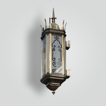 451-mb2-br-w-sh-pershin-square-spiked-lantern-adg-lighting-collection