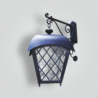 466-cb4-br-w-shba-leaded-glass-arrowhead-wall-lantern-collection-adg-lighting