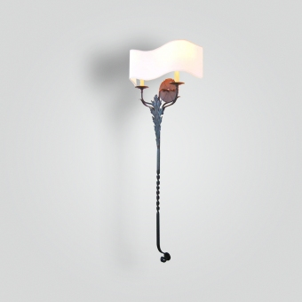 5002-cb2-br-sc-ba-twisted-bar-wall-sconce-with-wavy-linen-shade-cr-collection-adg-lighting