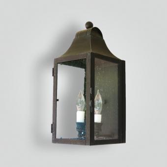524-cb2-br-w-sh-brass-lantern-clear-glass-adg-lighting-collection
