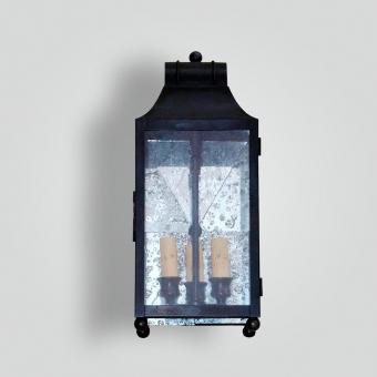 526-cb3-br-w-sh-brass-lantern-antiqued-mirror-glass-back-adg-lighting-collection