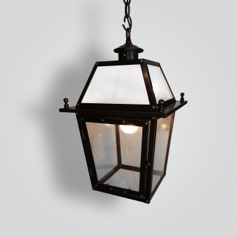 551-mb1-br-h-sh-pendan-copper-bronze-carriage-hanging-lanternfrosted-adg-lighting-collection