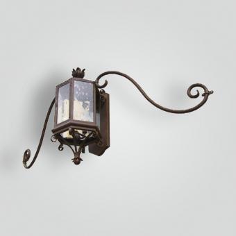 681-cb3-br-w-shba-transistional-lantern-on-moustache-arm-bracket-adg-lighting-collection