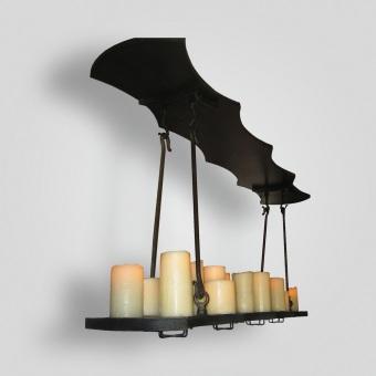7150-cb18-ir-h-fr-platform-pendant - ADG Lighting Collection