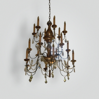 7220-Hermes-Chandelier-with-rock-crystal-and-gold-silver-leaf-4q-ADG-Lighting-collection