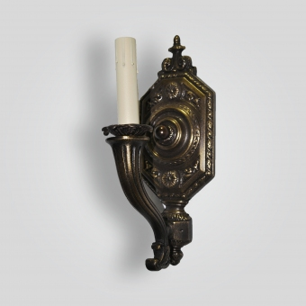 7340-cb1-br-w-ca-cast-brass-sconce-english-frenchamerican-sconce-adg-collection-adg-lighting