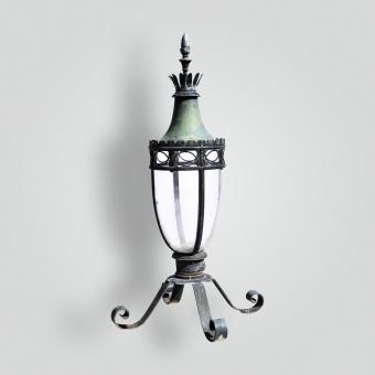 750-mb1-br-p-ba-georgian-pilaster-lantern-adg-lighting-collection
