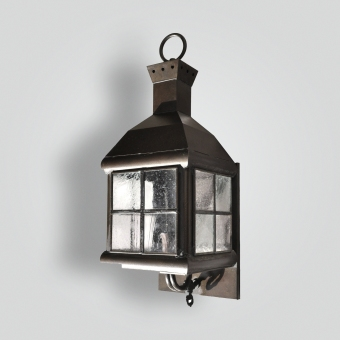 768-cb1-br-w-sh-cottage-wall-lantern-with-leaded-glass-adg-lighting-collection