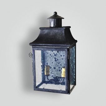 80495-cb2-br-w-ba-traditional-lantern-cape-cod-light - ADG Lighting Collection