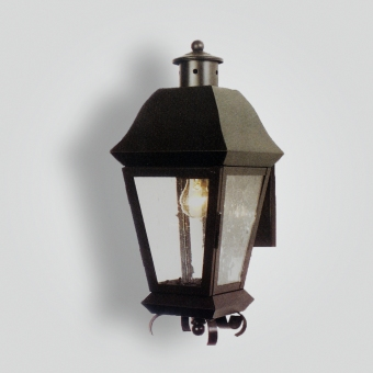 80496-mb1-br-w-ba-traditional-lantern-cartier-wall-fixture - ADG Lighting Collection