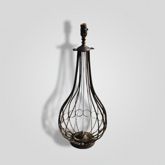 8051-mb1-br-l-sh-1920-style-lamp - ADG Lighting Collection