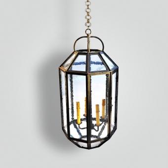 852-mb4-ir-p-sh Large Lantern - ADG Lighting Collection
