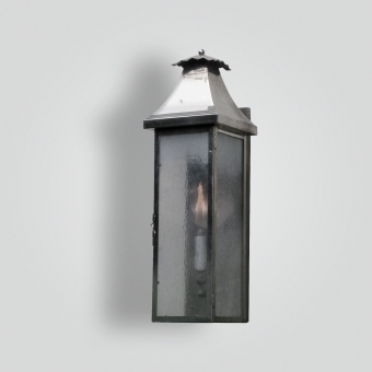 860-ga-br-w-sh Bay Shores Lantern - ADG Lighting Collection