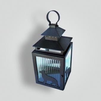 861 German Shepherd - ADG Lighting Collection