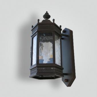 864-cb1-br-w-sh-Prince-Edward-Small-Wall-OB-ADG-Lighting-Collection