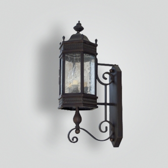 865-cb4-br-w-sh-Prince-Edward-Small-Wall-Op-ADG-Lighting-Collection