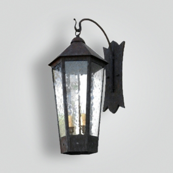 890-cb3-br-w-sh Revlon Wall  - ADG Lighting Collection