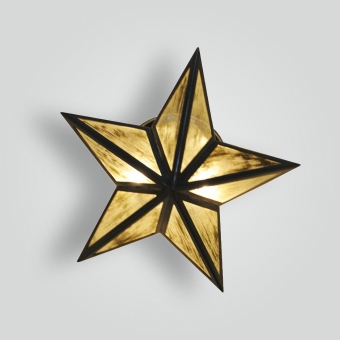 90764 Star Ceiling Flush - ADG Lighting Collection