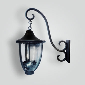 922-cb3-br-w-ba-brass-lantern-glass-pendant-light-on-scrolled-arm-2-adg-lighting-collection