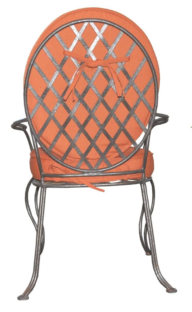 10100 Ir Ch Lisette Chair Back View Lighting – ADG Lighting
