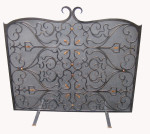 12905 Madrid Fire Screen