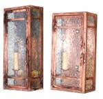 490 Kona Copper Lantern