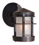 5186 Copper Bronze Wall Light Contemporary